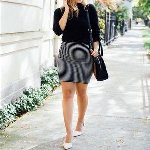 NWT Madewell pencil skirt